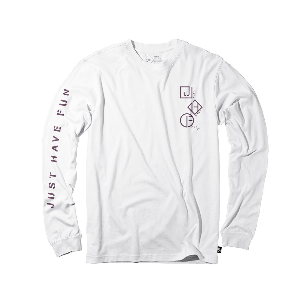 Just Have Fun Coastline L/S Shirt