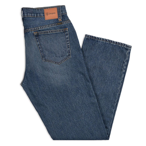 Brixton Labor 5-Pocket Denim Jeans
