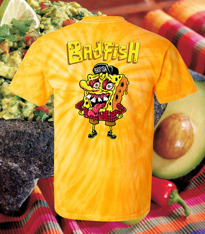 Nacho Bobfish - Cheesy Tee