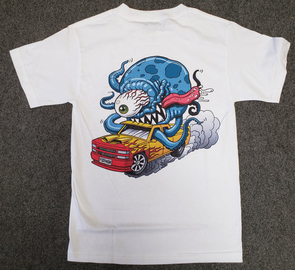 Badfish OctoPussy Wagon Shirt