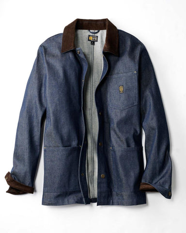 Brixton x Independent Yard Denim Jacket