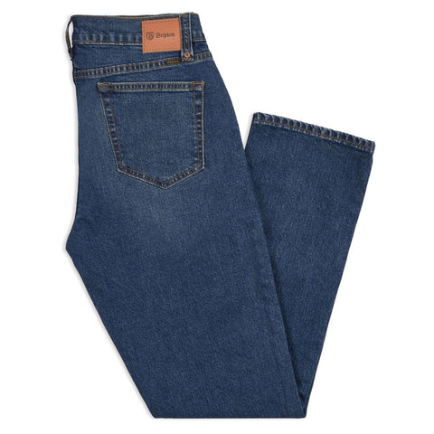 Brixton Reserve 5-Pocket Denim Jeans