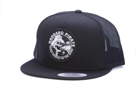 Haggard Pirate Three Sheets Trucker