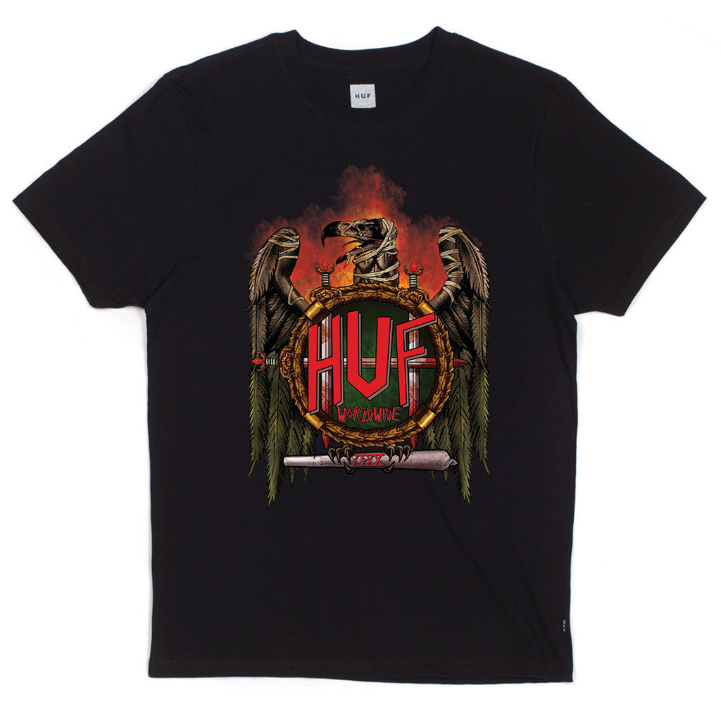 HUF x Ty Dolla $ign Vulture Shirt