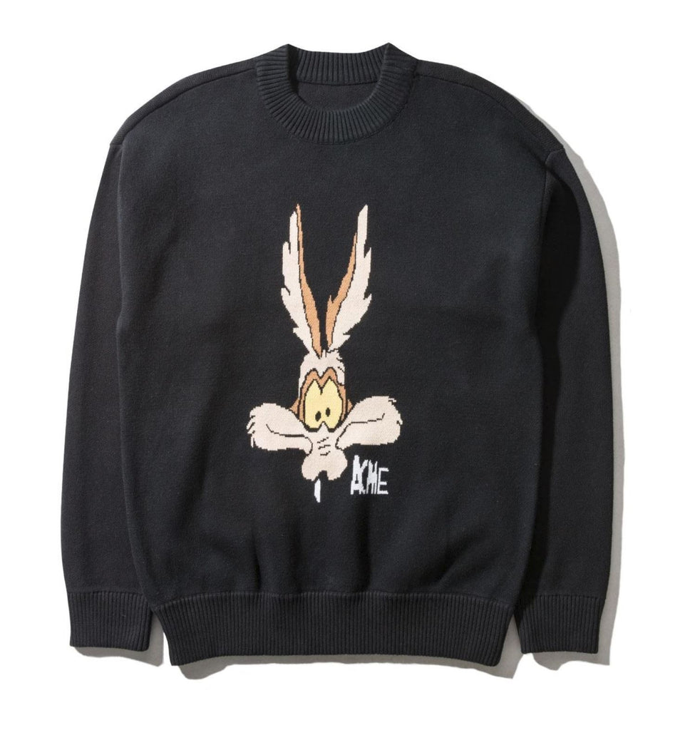 The Hundreds x ACME - Heads Sweater Wile E