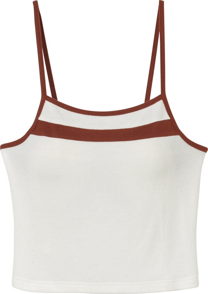RVCA Cured Women's Fleece Tank Top