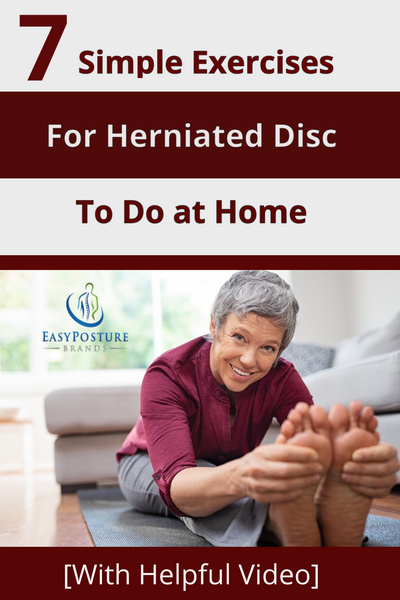 exercises for herniated disc
