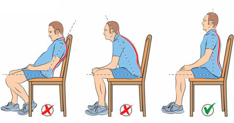 tips to maintaining a good posture as you age  easy
