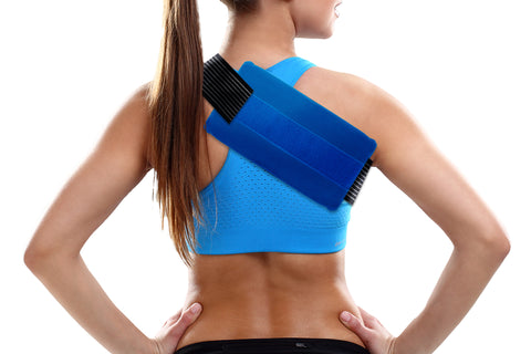ice packs for injuries reusable gel