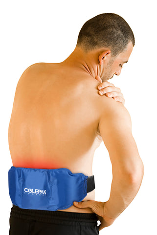 Ice Pack for Back ColePak Comfort