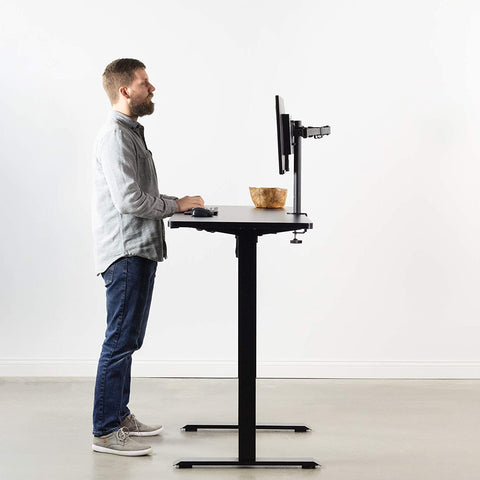 VIVO Electric Height Adjustable Stand Up Desk