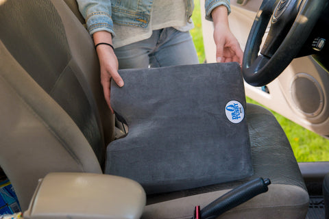 Best Car Seat Cushions for Long Drives