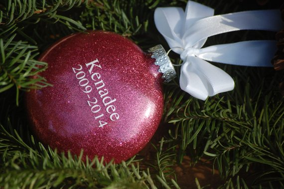 Christmas Ornament (Memorial)