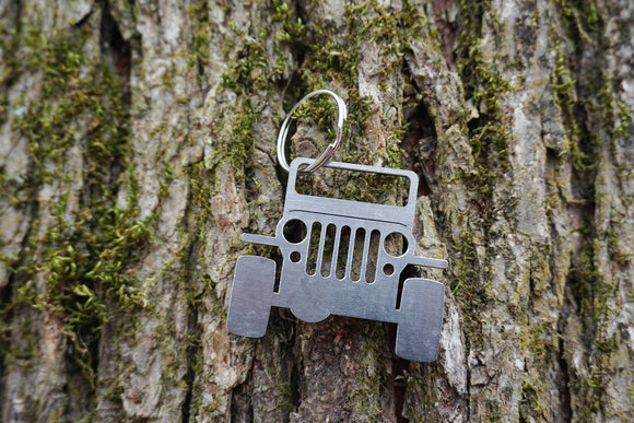 Jeep Key Chain