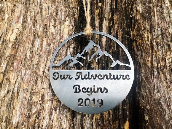 Our Adventure Begins 2019