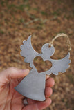 Angel Ornament with Heart
