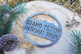 Grand Teton National Park Ornament