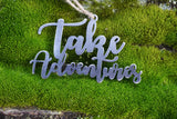Take Adventures Ornament