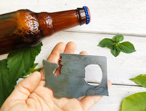 Washington State Metal Bottle Opener