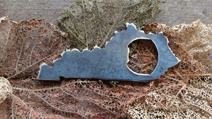Kentucky State Metal Bottle Opener