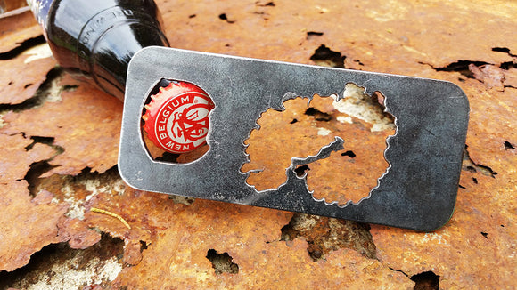 Acadia National Park Metal Bottle Opener