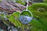 Let's Get Wild Mountains Ornament