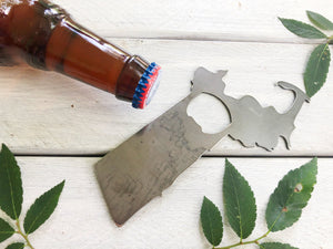 Massachusetts State Metal Bottle Opener
