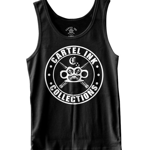 Cartel Ink Collection Services Men's Tank Top