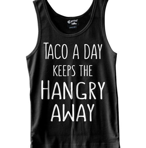 Taco a Day Men's Tank Top