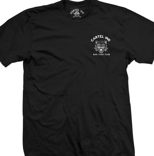 Black Cat Club Men's T-Shirt