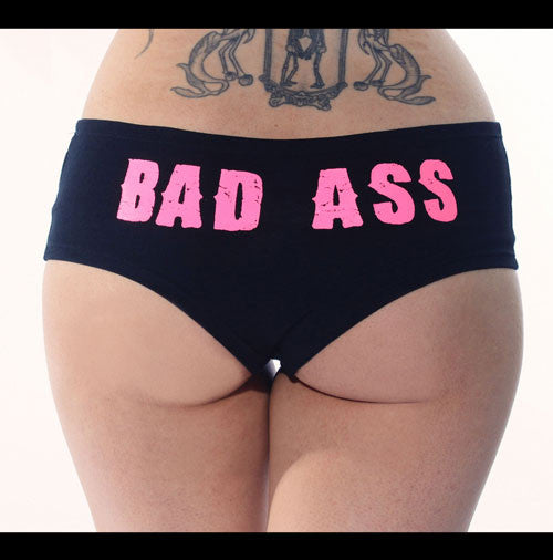 Bad Ass Booty Short