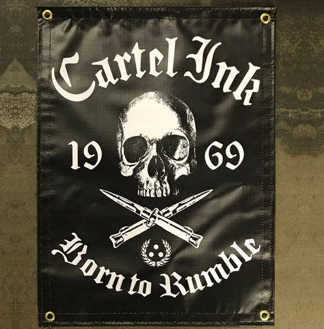 Tattooed Low Life Shop Banner