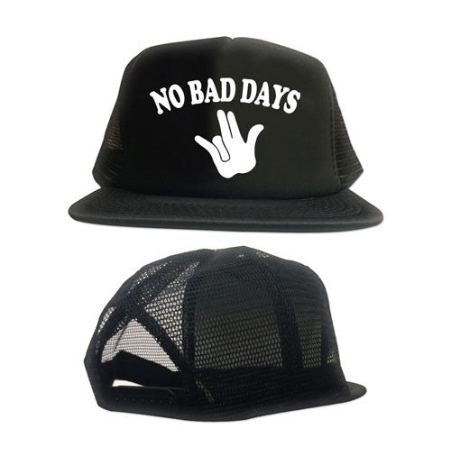 No Bad Days Trucker Hat