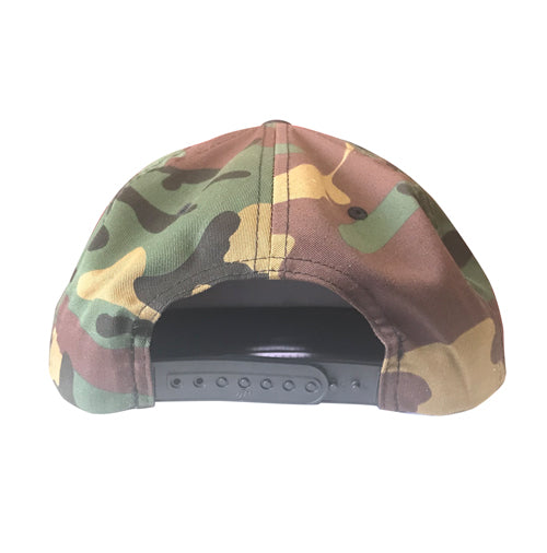 29f6b0c1c7f ... OG Tattooed Low Life Embroidered Patch Camouflage Snapback Hat ...