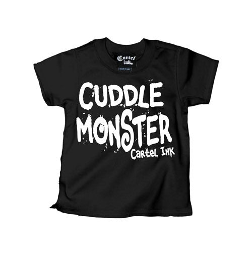 Cuddle Monster Kid's T-Shirt