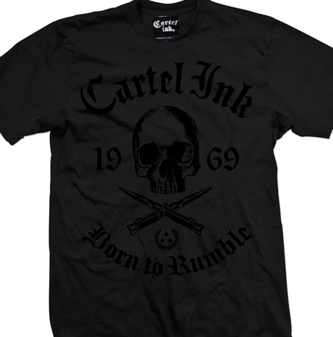 Born To Rumble Women's T-Shirt