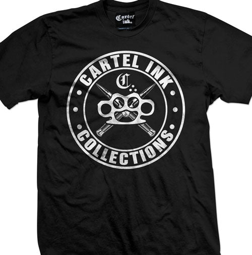 Cartel Ink Collection Services Men's T-Shirt