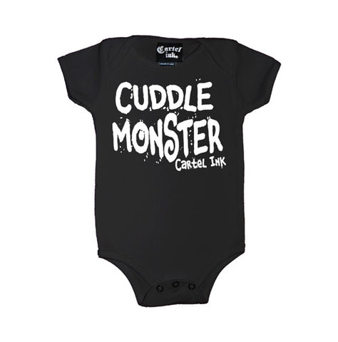 Mommy's Little Monster Infant's Onesie
