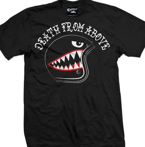 Death From Above Men's T-Shirt