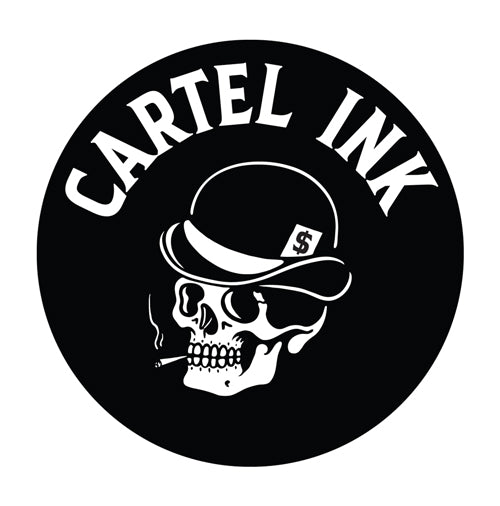 Cartel Ink Derby Vinyl Sticker