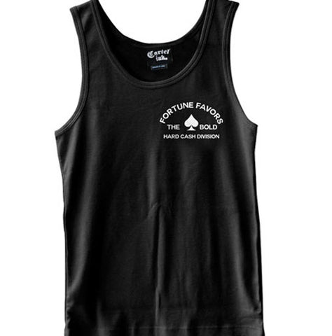 Fortune Favors the Bold Men's Tank Top