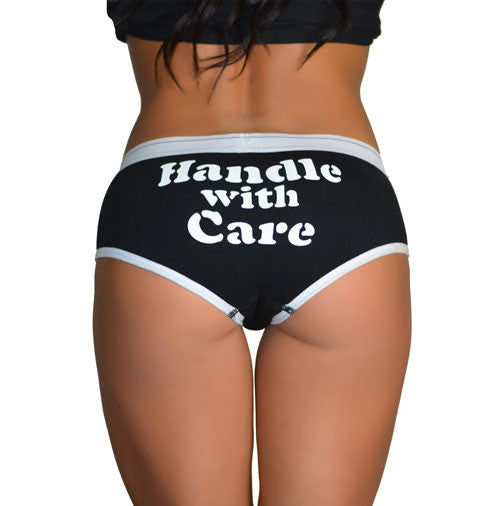 Handle With Care Boy Short