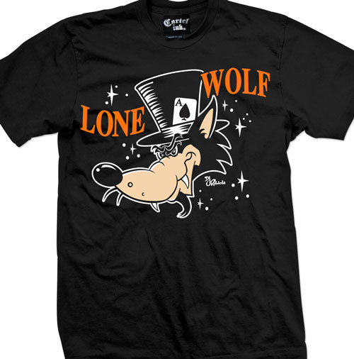 Lone Wolf Men's T-Shirt