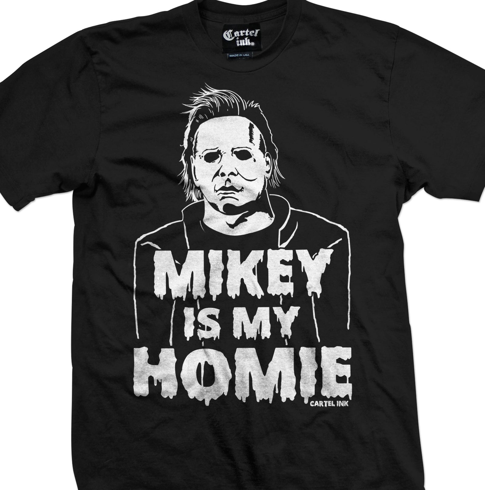 Mikey is my Homie Men's T-Shirt