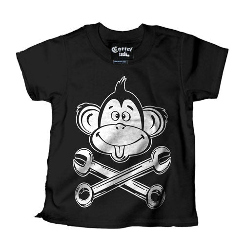 Monkey Wrench Kid's T-Shirt