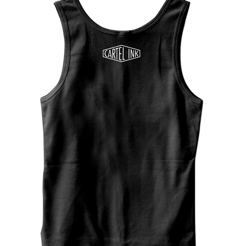 Gangsta as Fuck, but Still Need Cuddles Men's Tank Top