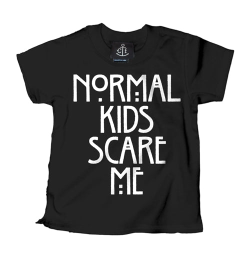 normal kids scare me