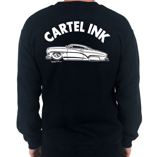 Rolling Hard Crew Neck Sweat Shirt