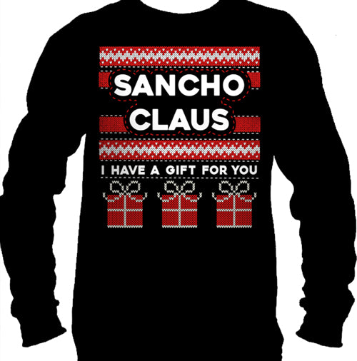 Sancho Claus