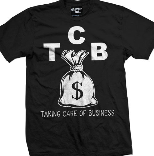 TCB Taking Care of Business